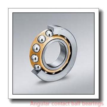 ISO 3217 ZZ angular contact ball bearings