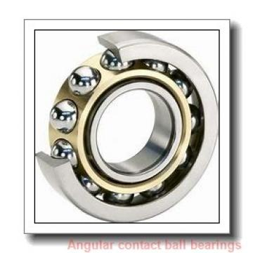 139,7 mm x 158,75 mm x 12,7 mm  INA CSXU 055.2RS angular contact ball bearings