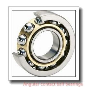 Toyana 3306ZZ angular contact ball bearings