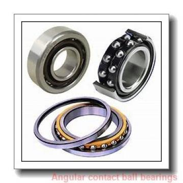 ISO QJ320 angular contact ball bearings