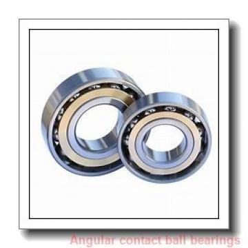 38 mm x 72 mm x 36 mm  ILJIN IJ141001 angular contact ball bearings
