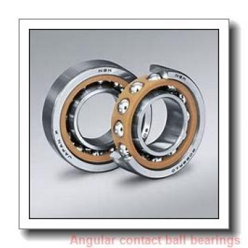35 mm x 55 mm x 10 mm  SNFA HB35 /S/NS 7CE3 angular contact ball bearings