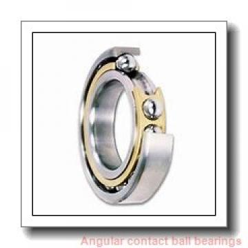 ISO 7015 CDT angular contact ball bearings