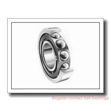 75 mm x 115 mm x 20 mm  FAG HCB7015-C-T-P4S angular contact ball bearings