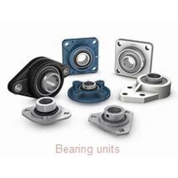 35 mm x 100 mm x 46 mm  ISO UKFL208 bearing units